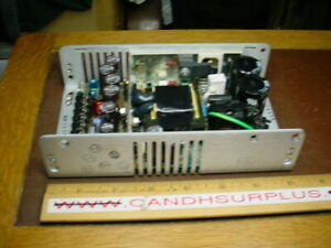 Power One Map80 4010 12 Vdc And 5 Vdc Output