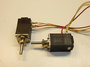 2 Clarostat 100k Ohm Precision Multi turn High Quality Potentiometer