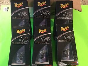 Meguiar s The Perfect Wax For Black Cars G6207 6 Pack Case