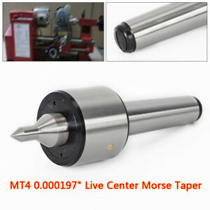 Hot Mt4 Live Center Morse Taper Precision 0 000197 Cnc Long Spindle Lathe Tool