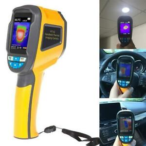Handheld Led Light Digital Infrared Visible Light Thermal Imaging Camera Rlwh 01