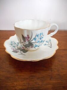 Vintage Cup And Saucer Bone China Estate Find Tea Cup