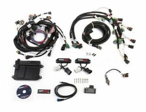 Holley Efi Hp Fuel Injection Ecu Harness Kit Ntk Ford Coyote 550 618n