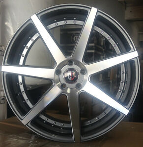22 Inch Wheels Staggered Concave Style New Fits Bmw 550 645 650 745 750 5x120