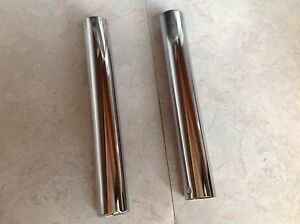 Exhaust Muffler Tail Pipes Chrome Tip For Vw Beetle Super Beetle 1 Each