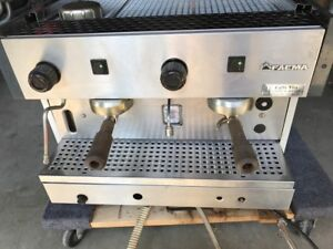 Faema Compact Espresso Cappuccino Machine 220v Price Reduced