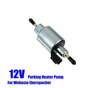 Oil Fuel Pump Replacement Kit For 2kw To 5kw Webasto Eberspacher Heaters 12v
