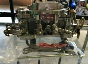 Brand New Edelbrock 1405 600 Cfm Performer Series Carburetor