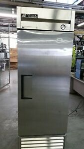 True T 23 Commercial Reach In Refrigerator local Pickup