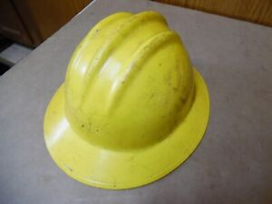 Price Reduced Vtg Bullard Hard Boiled Hard Hat W liner Ironworker Construction