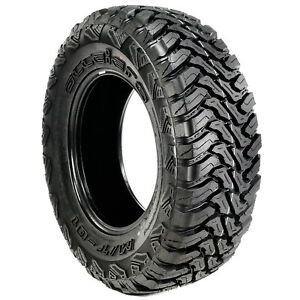 4 New Accelera M t 01 Lt 35x12 50r17 Load E 10 Ply Mt Mud Terrain Tires