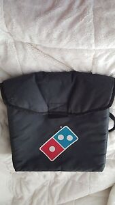 Large Dominos Heat Wave Pizza Or Hot Delivery Warm Insulated Thermal Bag Nice