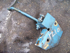 Vintage Ford 1210 3 Cyl Diesel Tractor lever Plate Assy