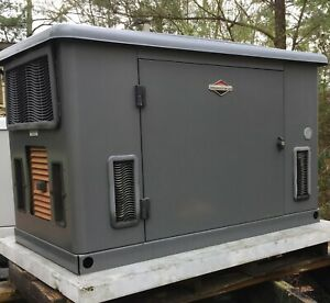 Briggs Stratton Used 15kw Home Standby Generator