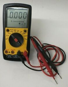 Gardner Bender Dm6450 9 Function Digital Multi Tester