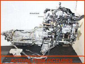 Jdm Nissan Zd30 Diesel Turbo Engine Automatic Transmission Ecu Wiring