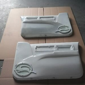 Chevrolet Caprice Impala Ss Custom Front Door Panels Leaping Deer Design