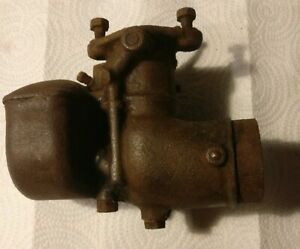 Vintage Cast Iron Zenith Carburetor Ford Model B Tractor Banger Rat Rod