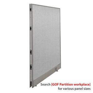 Gof Office Full Partition Fabric Panel 48w X 48h