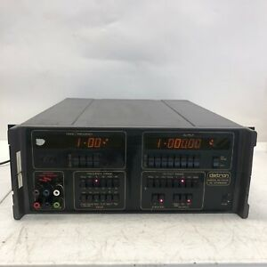 Datron 4200a Ac Voltage current Calibrator W options 30 42 80 90 Tested Rare
