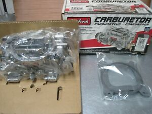 Edelbrock 1802 Carburetor 500 Cfm Thunder Series