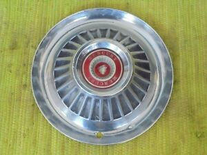 1964 Mercury Hub Cap 14 Wheel Cover Hubcap 64 Merc