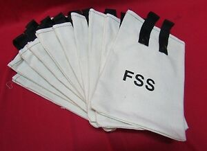 Lot Of 10 Nos Fss Forest Service Water Canteen Covers Wildland Firefighter New
