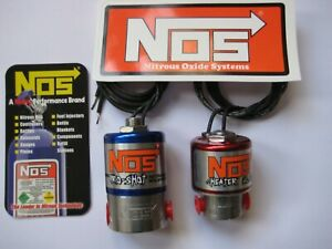 why Pay More new 400hp Nos Super Pro shot Nitrous cheater Fuel Solenoid Kit
