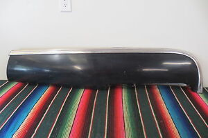 Oem Ford Mercury Turnpike Cruiser Fender Skirt 1959 1960 Chevrolet Impala