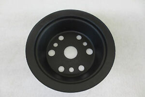1960 s 1970 s Gm Chevrolet Chevy Crank Pulley Ps ac Accessory Crankshaft 3751232