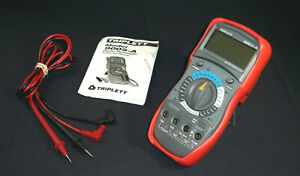Triplett 9005 a Digital Multimeter
