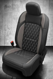 2018 19 Jeep Wrangler Sahara Jl Katzkin Leather Seat Covers Kit Black Tekstitch
