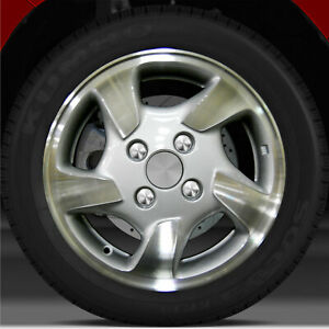 15x6 Factory Wheel medium Silver For 1998 2000 Honda Accord