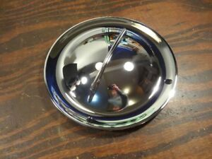 15 Single Bar Flipper Hubcap Hot Rod Rat Custom Lowrider Bomb Old Style R468