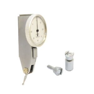 White Face 008 Dial Test Indicator High Precision 0 0001 Graduation