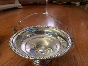 Crown Sterling Weighted Basket