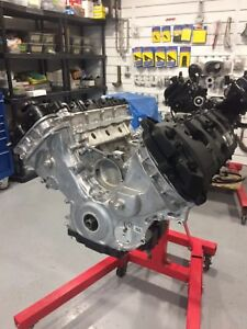 New Mustang Gt Shelby Gt350 Heads Coyote 5 0 5 2l Cross Plane Motor Engine