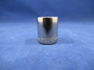 Armstrong 1 4 Drive 13 Mm 12 Point Socket Professional Quality New Usa Made