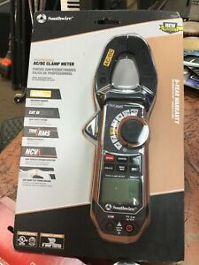 Southwire Tools Equipment 21550t Digital Clamp Meter New