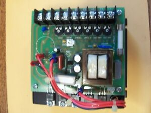 Minarik Electric Motor Control Mm21051c spec 0491 For Pm Or Shunt Motor