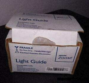 Zoom Dental Discus Philips Zoom 2 X Zoom Light Guide