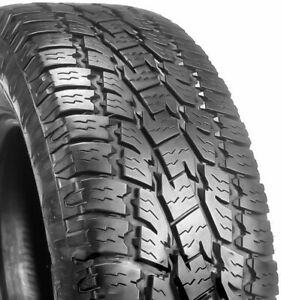 Toyo Open Country A T Ii 285 70r17 117t Used Tire 10 11 32 604279