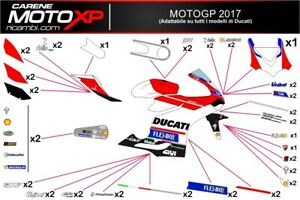 Stickers Decal Moto Compatible Ducati 1299 959 Panigale Mt17
