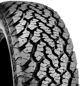 2 General Grabber At2 255 70r16 111s Take Off Tire 081657