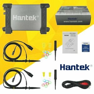 Hantek 6022be Pc based Usb Digital Oscilloscope 2 Channels 20mhz 48msa s Usa