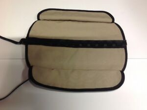 Excellent Hand Made Copy Of The Mgtc Early Mdtd Tool Roll In Tan Canvas