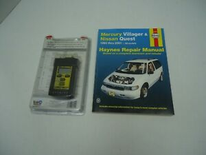 Innova 3145 Ford Digital Obd1 Code Reader With Haynes Villager Repair Manual