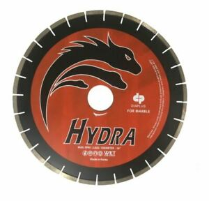 Dia Plus Hydra Bridge Saw Blade For Cutting Marble And Natural Stone 16