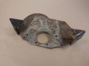 Mg Mgb 1975 80 Original Front Engine Plate With Mounts Oem