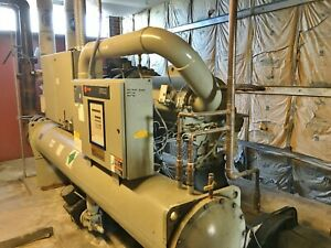 Trane 180 Ton Water Cooled Chiller Rthb180